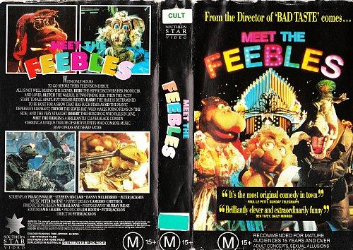 Meet the Feebles / Познакомьтесь с Фиблами (1989)