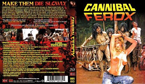 Cannibal ferox / Каннибалы (1981)