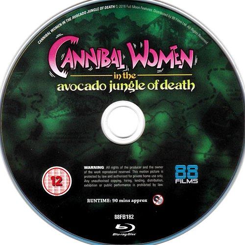 Cannibal Women in the Avocado Jungle of Death / Женщины-каннибалы в смертельных джунглях авокадо (19