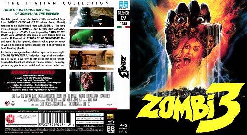 Пожиратели плоти 2 / Zombi 3 (1988)