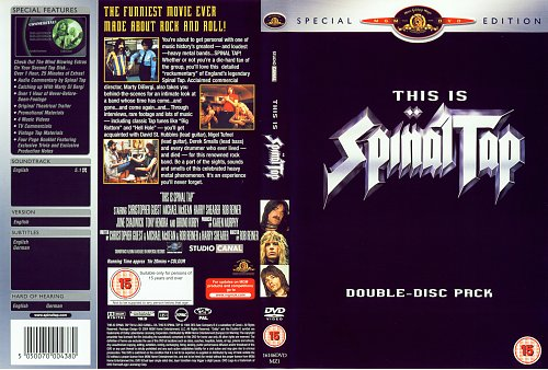 Это - Spinal Tap / This is Spinal Tap (1984)