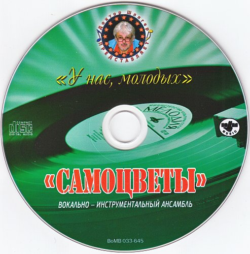 Самоцветы - У нас, молодых - Песни Вячеслава Добрынина (2010)