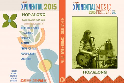 Hop Along - Xponential Music Festival (2015)