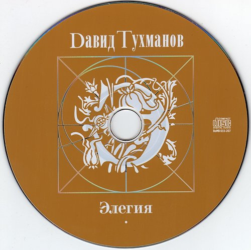 Тухманов Давид - Элегия (2006)