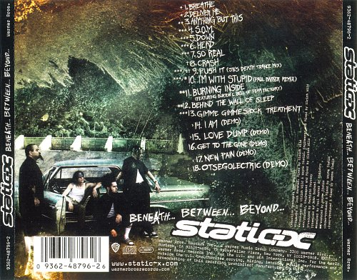 Static-X - Beneath... Between... Beyond (2004)