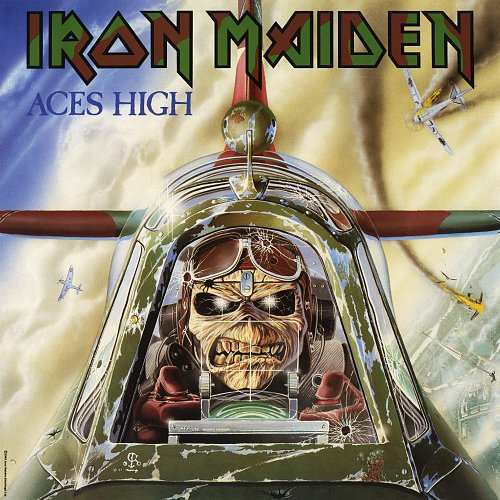 Iron Maiden - Aces High (1984) EP
