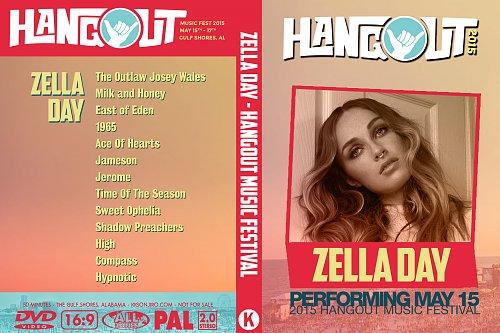 Zella Day - Hangout Music Festival (2015)