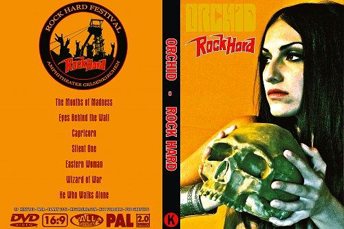Orchid - Rock Hard Festival (2013)
