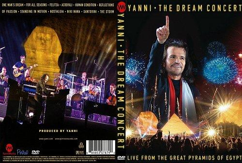 Yanni-The Dream Concert in Egypt 2016