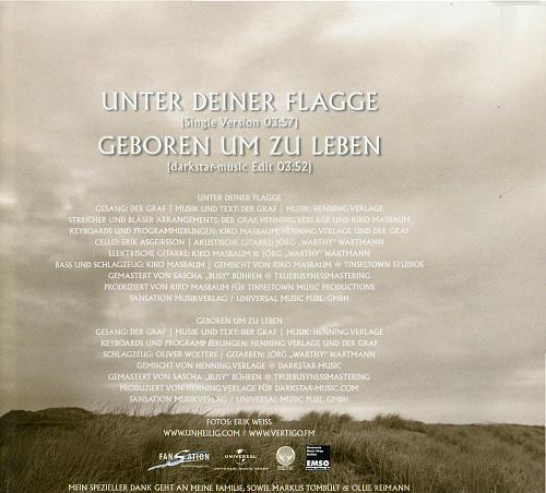 Unheilig - Unter Deiner Flagge (2010)