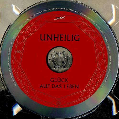 Unheilig - Gluck Auf Das Leben (2015)
