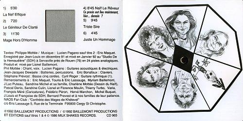 Naos - Naif Le Reveur (1992)