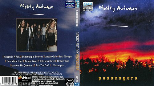 Mostly Autumn - Passengers  Blu-Ray Audio