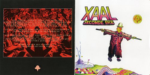 Xaal - Seconde Ere (1993)