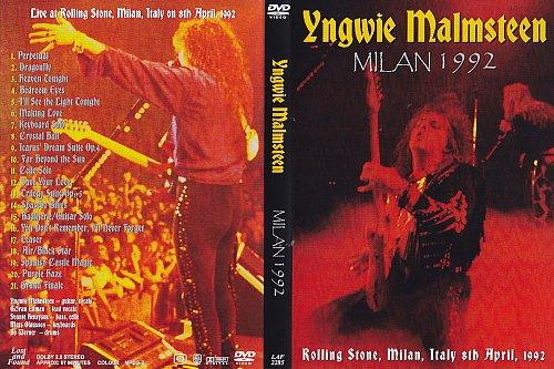 Yngwie Malmsteen - Milan '92