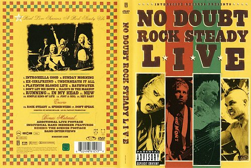 No Doubt - Rock Steady Live (2003)