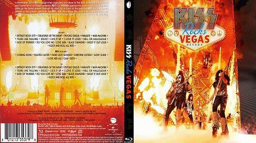 Kiss - Rocks Vegas (2016)