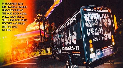 Kiss - Rocks Vegas 2014 (2016)