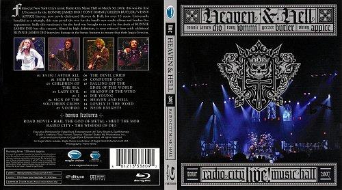 Heaven & Hell - Radio City Music Hall tour live!