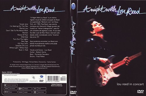 Lou Reed - A Night With Lou Reed (2000)