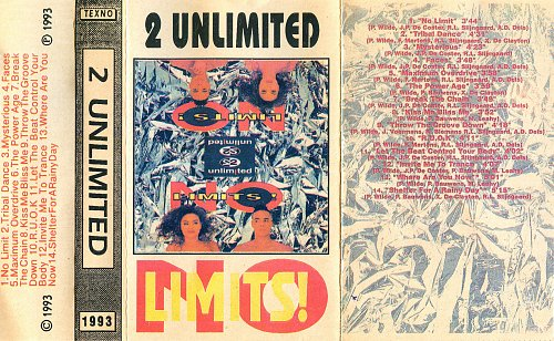 2 Unlimited - No Limits (1993)