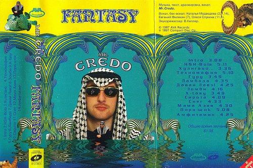 Mr. Credo  - Fantasy (1997)