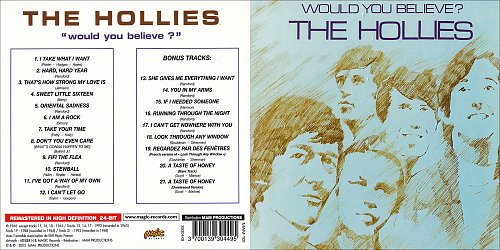 Hollies - Would You Believe? (1966)