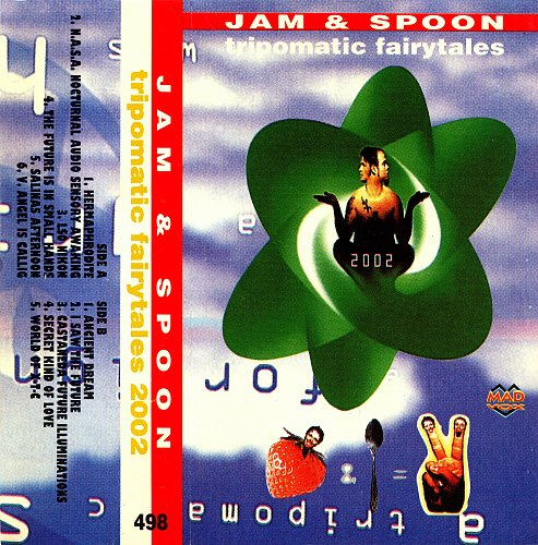 Jam & Spoon ‎– Tripomatic Fairytales 2002 (1994)