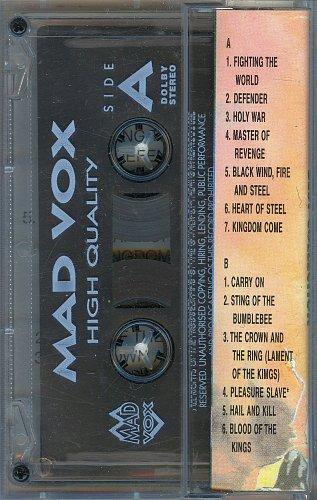 Manowar – Best Collection (1994)