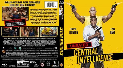 Полтора шпиона / Central Intelligence (2016)