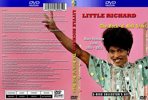 Little Richard - The Rock 'n' Roll Years (2015)