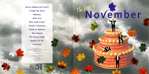 November (HOL) - The First Of (1994)