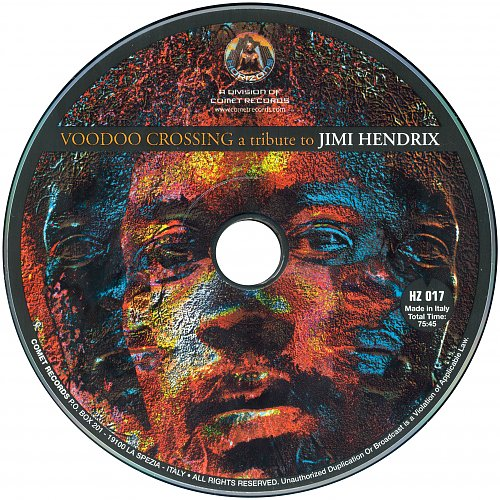 Voodoo Crossing: A Tribute To Jimi Hendrix (2003)