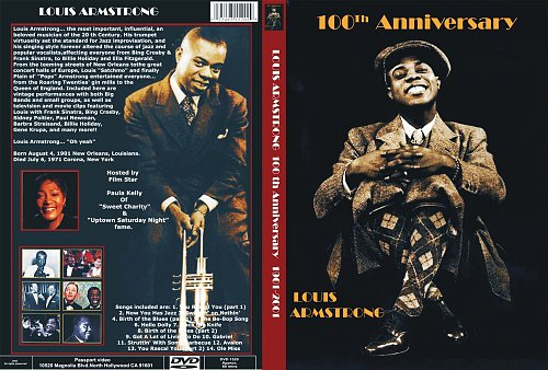 Louis Armstrong - 100th Anniversary (2003)