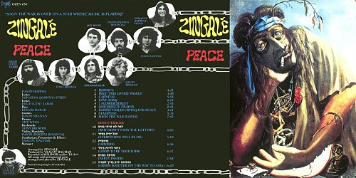 Zingale - Peace (1977)