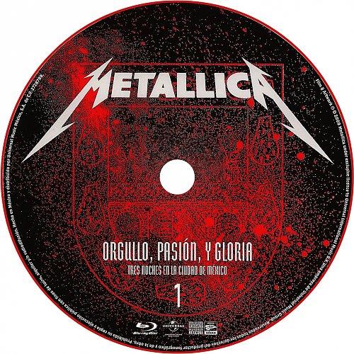 Metallica - Orgullo, Pasión Y Gloria (2009)