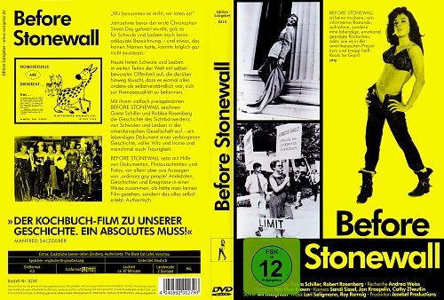 Перед Стоунвольскими бунтами: Становление гей-лесбийского сообщества / Before Stonewall (1984)
