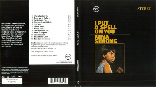 Nina Simone - I Put A Spell On You (1965)