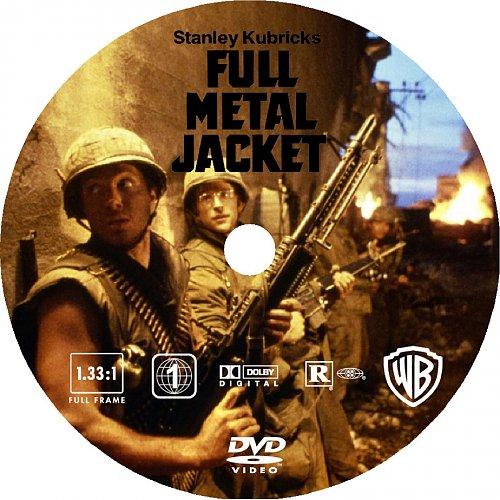 Цельнометаллическая оболочка / Full Metal Jacket (1987 )
