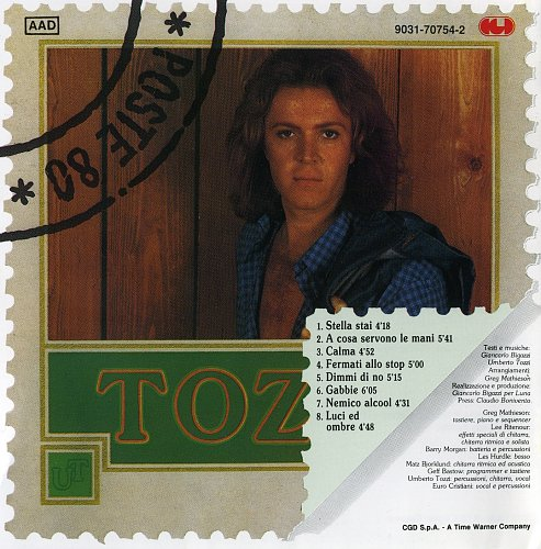 Umberto Tozzi - Tozzi (1980)