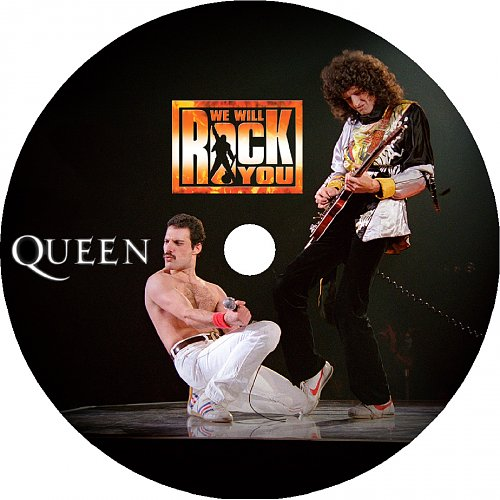 Queen - We Will Rock You (2001)