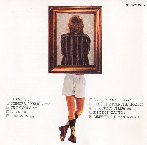 Umberto Tozzi - E' Nell'Aria...Ti Amo (1977)
