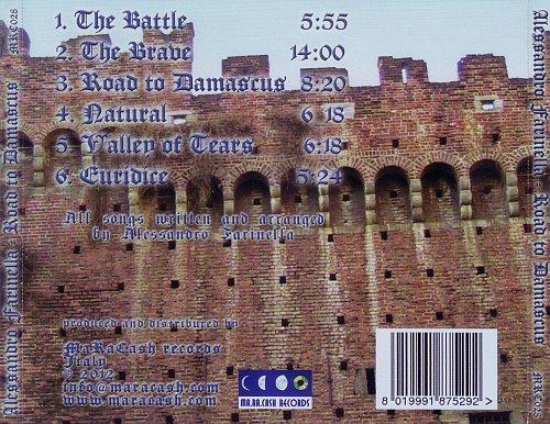 Alessandro Farinella - Road To Damascus (2012)