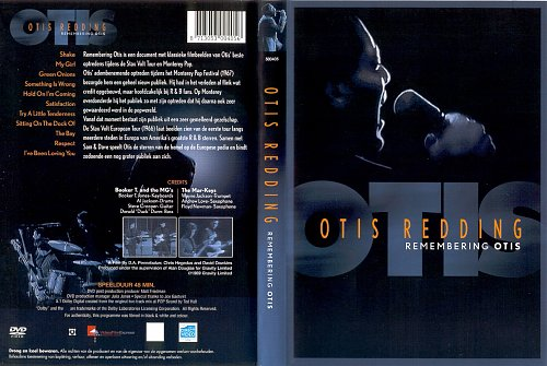 Otis Redding - Remembering Otis (1989)