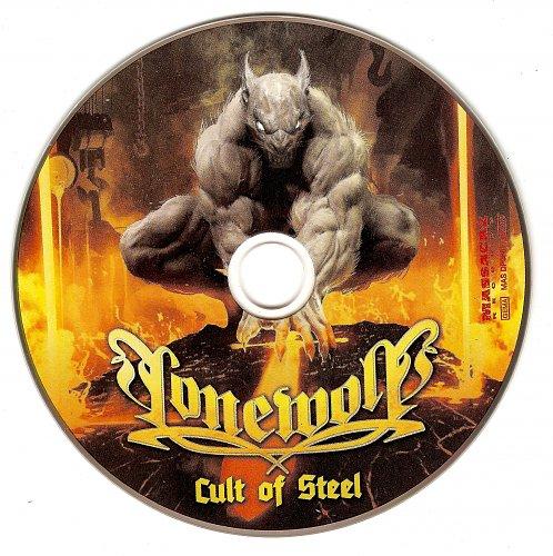 Lonewolf - Cult Of Steel (2014)