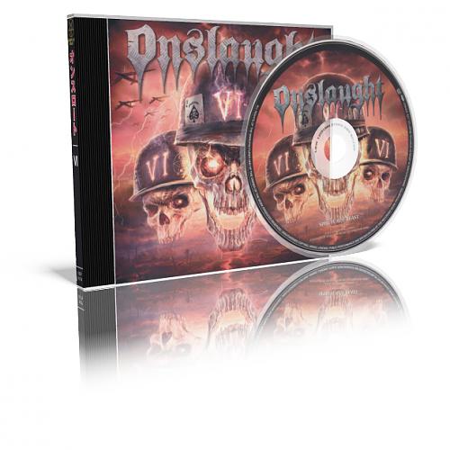 Onslaught - VI (2013)