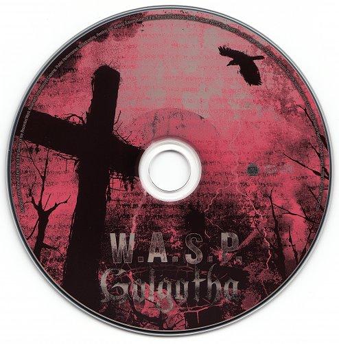 W.A.S.P. - Golgotha (®2015, Japan KICP 1739)