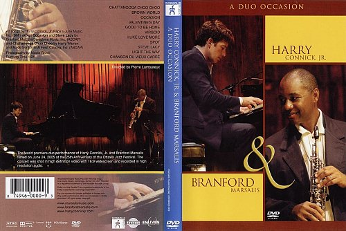 Harry Connick & Branford Marsalis - Duo Occasion (2005)
