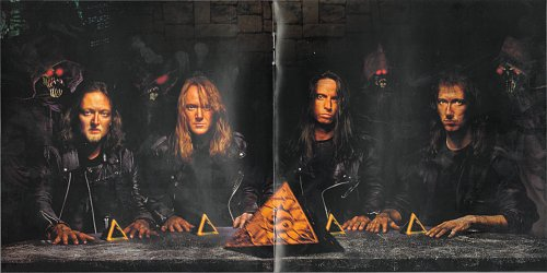 Gamma Ray - No World Order! (2001) Japan