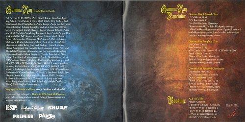 Gamma Ray - No World Order! (2001) Japan